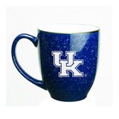 Kentucky Wildcats 15 oz. Deep Etched Cobalt Bistro Mug