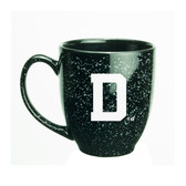 Dartmouth College 15 oz. Deep Etched Black Bistro Mug
