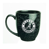 Alabama Crimson Tide 15 oz. Deep Etched Black Bistro Mug