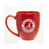 Alabama Crimson Tide 15 oz. Deep Etched Red Bistro Mug