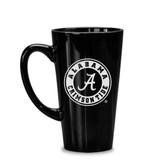 Alabama Crimson Tide 16 oz. Deep Etched Black Java Mug