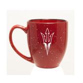 Arizona State Sun Devils 15 oz. Deep Etched Red Bistro Mug