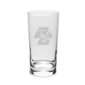 Boston College 10 oz. Deep Etched Highball Glass