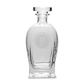 Cal State Fullerton 23.75 oz. Deep Etched Rossini Decanter