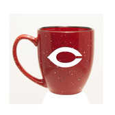 Chicago Maroons 15 oz. Deep Etched Red Bistro Mug