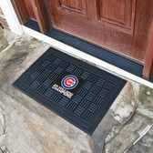 Chicago Cubs 2016 World Series Champions Medallion Door Mat