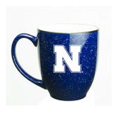 Nebraska Cornhuskers 15 oz. Deep Etched Cobalt Bistro Mug