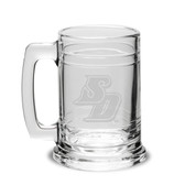 San Diego Tritons Deep Etched Colonial Deep Etched Beer TANKARD