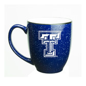 Texas Tech Red Raiders 15 oz Deep Etched Cobalt Bistro Mug