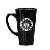 Coast Guard Academy 16 oz Deep Etched Black Java Mug