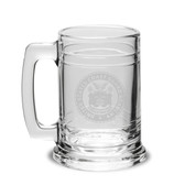 Coast Guard Academy Deep Etched Colonial Deep Etched Beer TANKARD
