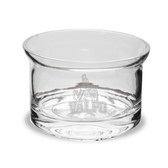 "Valparaiso Crusaders 5"" Deep Etched Flair Crystal Candy Bowl"