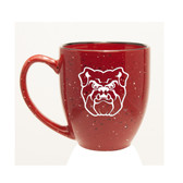 Butler Bulldogs 15 oz. Deep Etched Red Bistro Mug