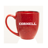 Cornell Big Red 15 oz. Deep Etched Red Bistro Mug