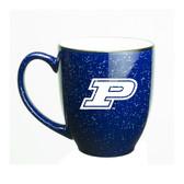 Purdue Boilermakers 15 oz. Deep Etched Cobalt Bistro Mug