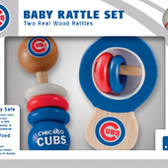 Chicago Cubs Rattles