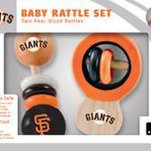 San Francisco Giants Rattles