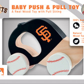San Francisco Giants Push/Pull Toy