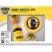 Iowa Hawkeyes Rattles