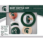 Michigan State Spartan Rattles