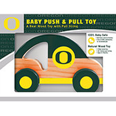 Oregon Ducks Push/Pull Toy
