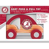 Alabama Crimson Tide Push/Pull Toy