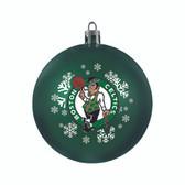 Boston Celtics Ornament - Shatterproof Ball