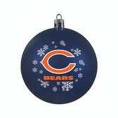 Chicago Bears Ornament - Shatterproof Ball
