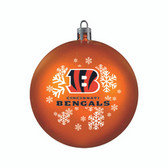 Cincinnati Bengals Ornament - Shatterproof Ball