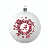Alabama Crimson Tide Ornament - Shatterproof Ball