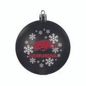 Arkansas Razorbacks Ornament - Shatterproof Ball