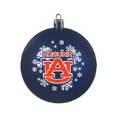 Auburn Tigers Ornament - Shatterproof Ball