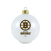 Boston Bruins Ornament - LED Color Changing Ball