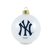 New York Yankees Ornament - LED Color Changing Ball