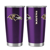 Baltimore Ravens Travel Tumbler - 20 oz Ultra