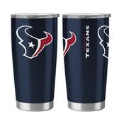 Houston Texans Travel Tumbler - 20 oz Ultra