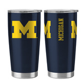 Michigan Wolverines Travel Tumbler - 20 oz Ultra
