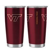 Virginia Tech Hokies Travel Tumbler - 20 oz Ultra