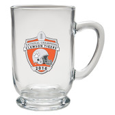 Clemson Tigers 2016 National Champs Clear Coffee Mug