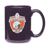 Clemson Tigers 2016 National Champs Purple Coffee Mug