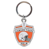 Clemson Tigers 2016 National Champs Key Chain