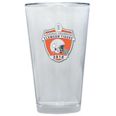 Clemson Tigers 2016 National Champs Pint Glass