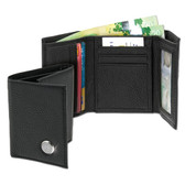 Iowa State Cyclones Men's Leather Wallet