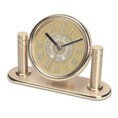 Mississippi Rebels Arcadia Desk Clock