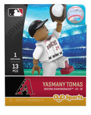 Arizona Diamondbacks YASMANY TOMÀS Limited Edition OYO Minifigure