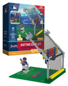 Atlanta Braves Baseball Batting Cage OYO Playset