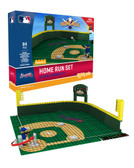 Atlanta Braves Baseball Home Run Derby Set OYO Playset