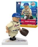 AtlantaBraves DANSBY SWANSON Limited Edition OYO Minifigure