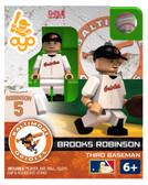 Baltimore Orioles Brooks Robinson Hall of Fame Limited Edition OYO Minifigure