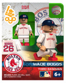 Boston Red Sox Wade Boggs Hall of Fame Limited Edition OYO Minifigure